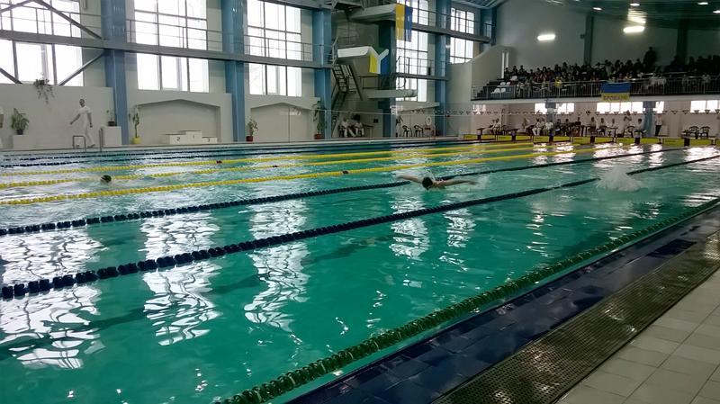 Калушанка стала призеркою чемпіонату України з плавання серед