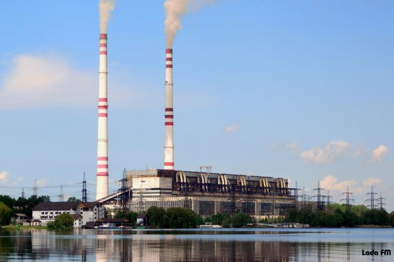 Бурштинська ТЕС залишається основним забруднювачем довкілля